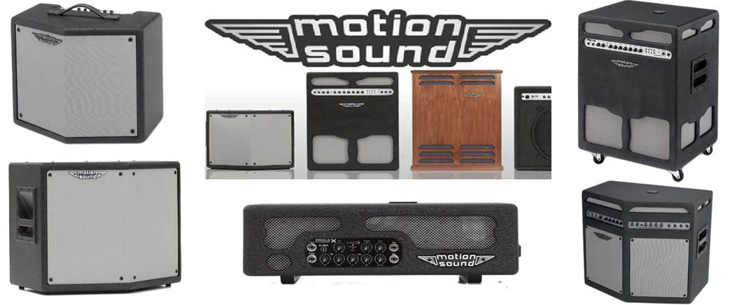 Motion Sound amplifiers